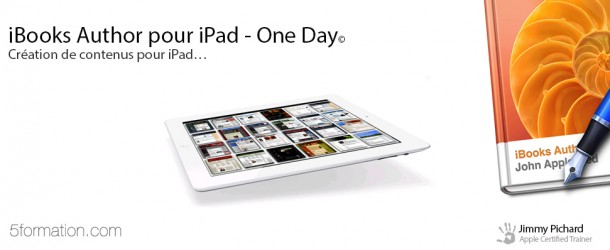 Apple IBooks Author - One Day