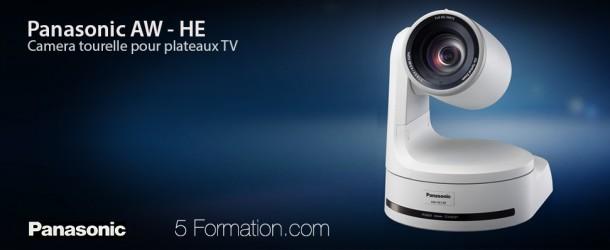 Camera Touelle PlateauxTV