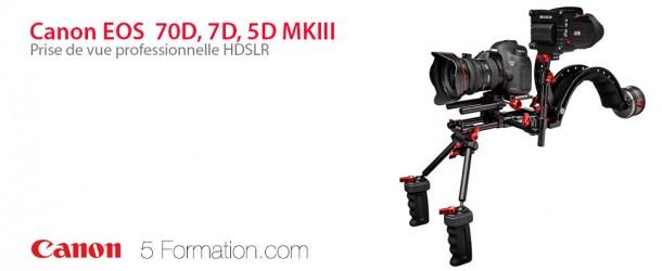 Canon 5D - Inter entreprise 5 JOurs.