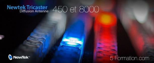 NewtekTricaster8000